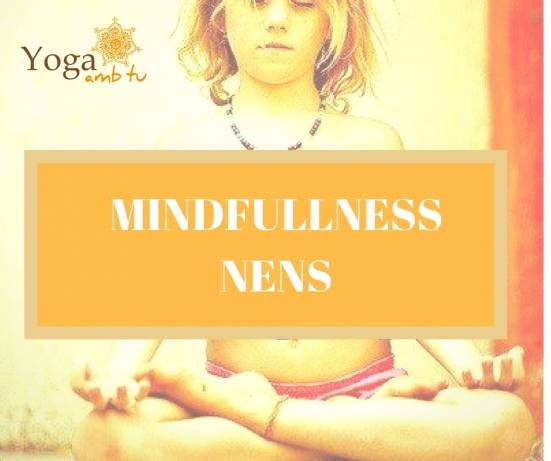 MINDFULNESS NENS I ADOLESCENTS